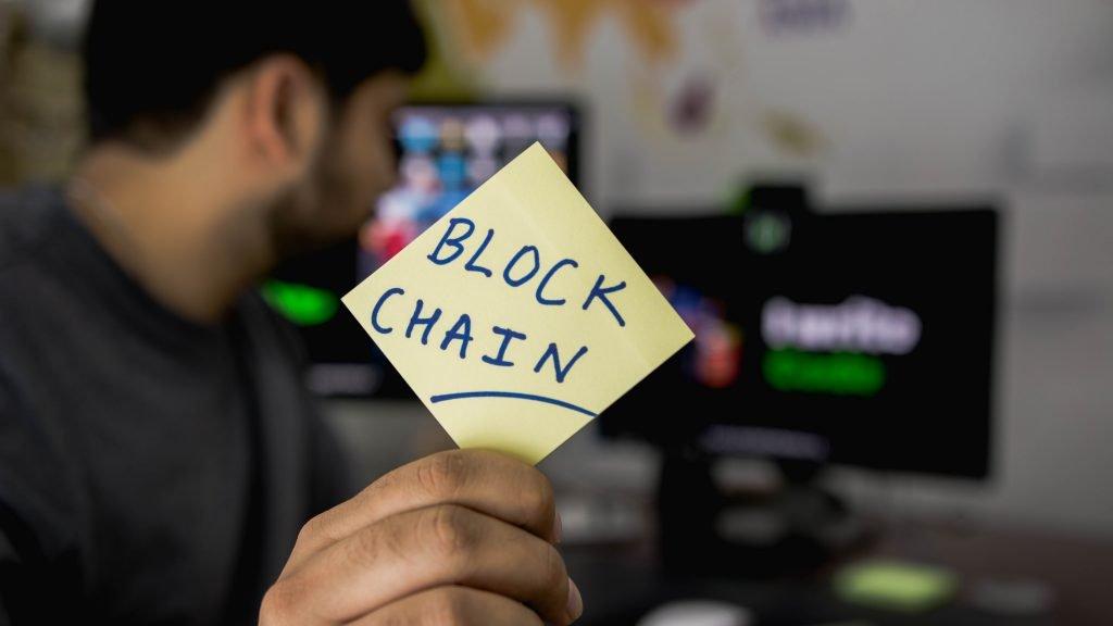 La tecnologia Blockchain